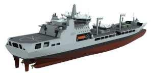 MARS tanker Tide class