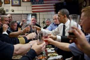 President Obama, NYFD