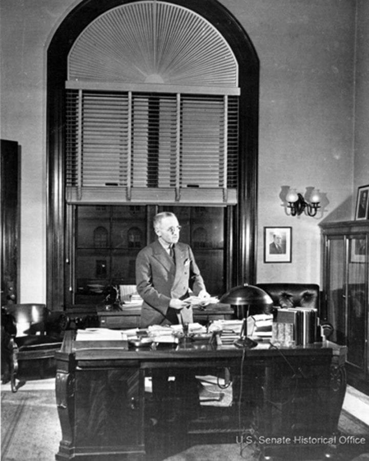 Senator Harry S Truman and the Truman Committee | Defense Media Network