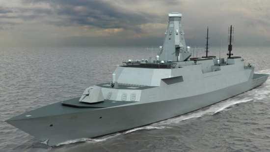 Type 26 Global Combat Ship