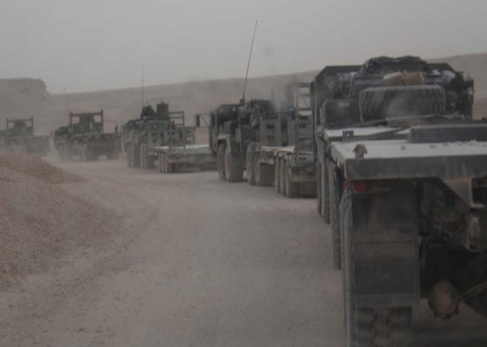 LVS MWSS-274 rocks across Iraq