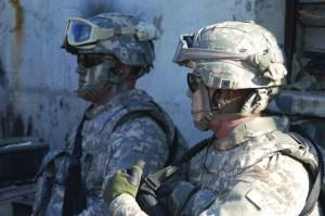 advanced body armor, helmets, and eyewear