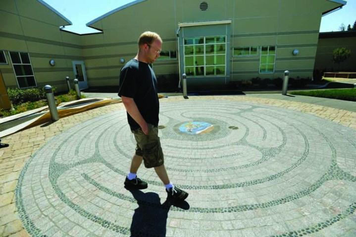 new Mental Health Center at the Palo Alto Veterans Hospital in California