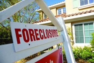 Service members improper foreclosure