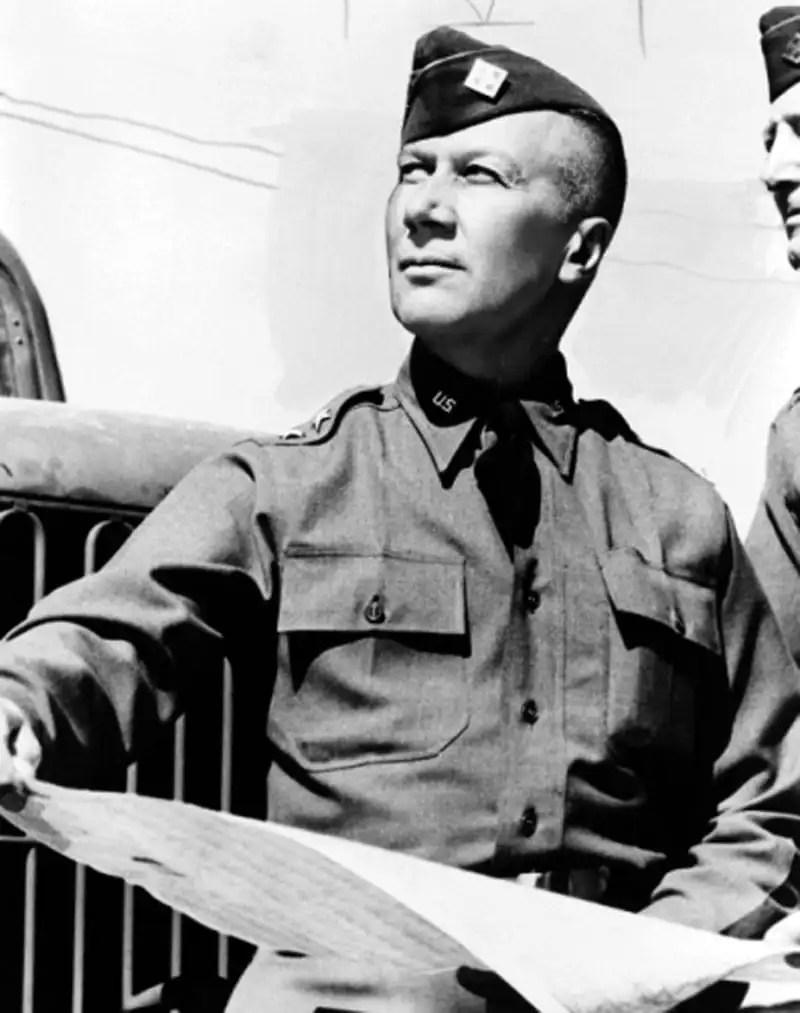 Maj. Gen. Lloyd Fredendall