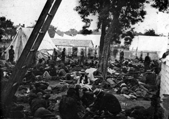 Civil War Malaria