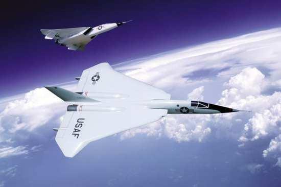 XF-108 Rapier