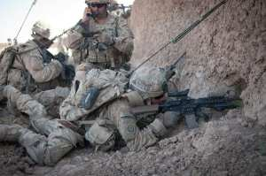 82nd Airborne M4 carbine