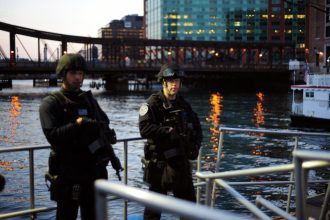 Increased Security in Boston