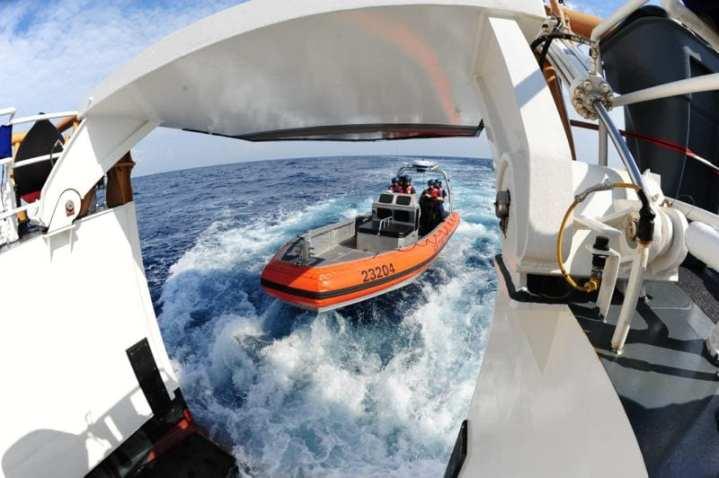 CGC Bernard C. Webber cutterboat