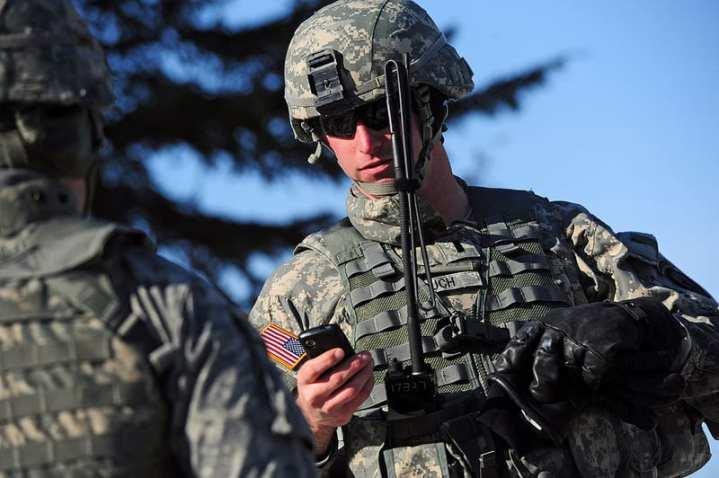 Military Deploment Communication