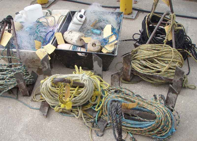 Illegal Fishing Vessel ADCO II in US EEZ