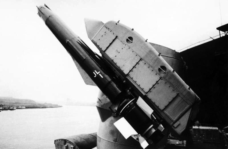 Sea Dart Missile A Parting Salute Defense Media Network