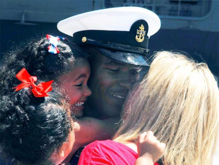 Sequestration Affects Military Families