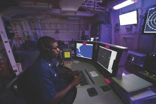 NSC command center
