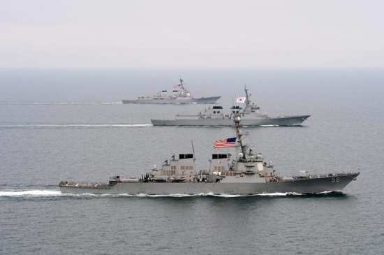 Aegis BMD Ships