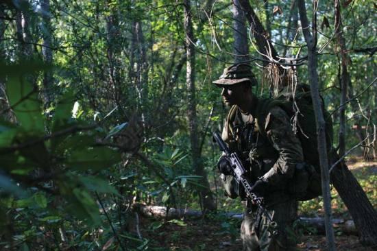 Exercise Raider Spirit Camp Lejeune