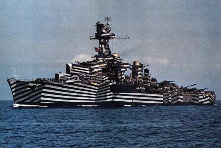 French Cruiser Gloire