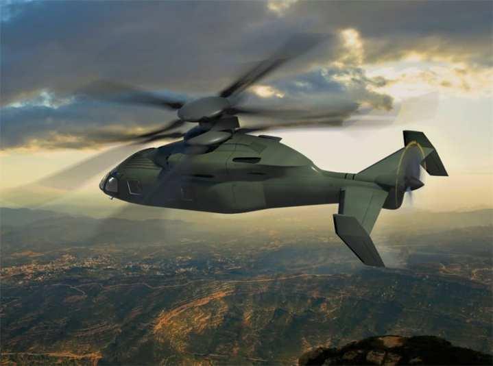 JMR-TD Sikorsky-Boeing