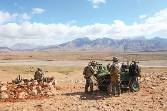 MARSOC Marines ATV Farah province