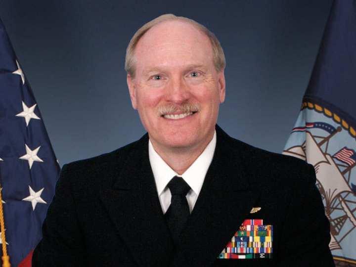 Rear Adm. Mark A. Vance