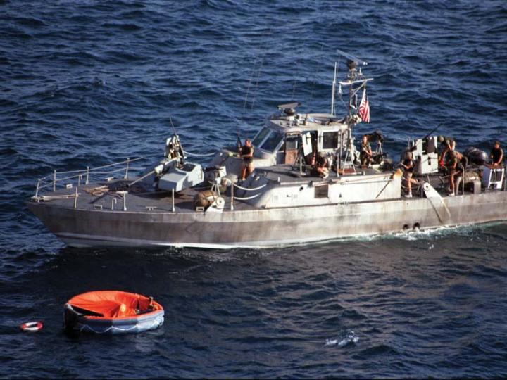 USN special boat unit mark III