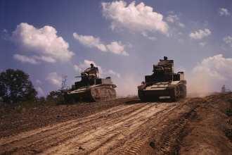 M3 Stuarts