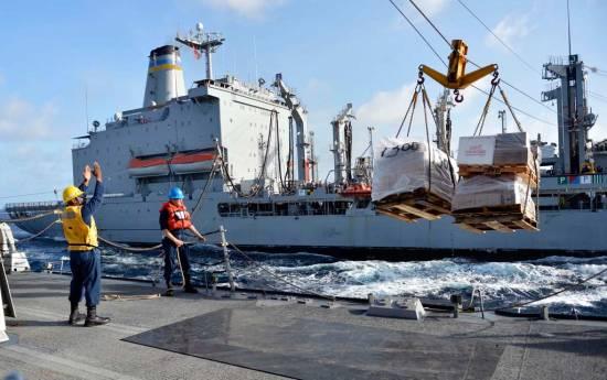 Navy Logistics
