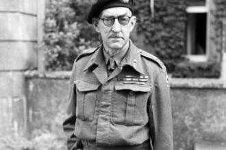 Maj. Gen. Sir Percy Hobart