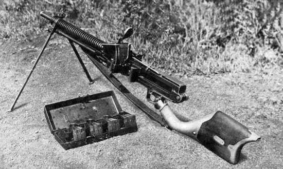 Japanese Type 11 LMG