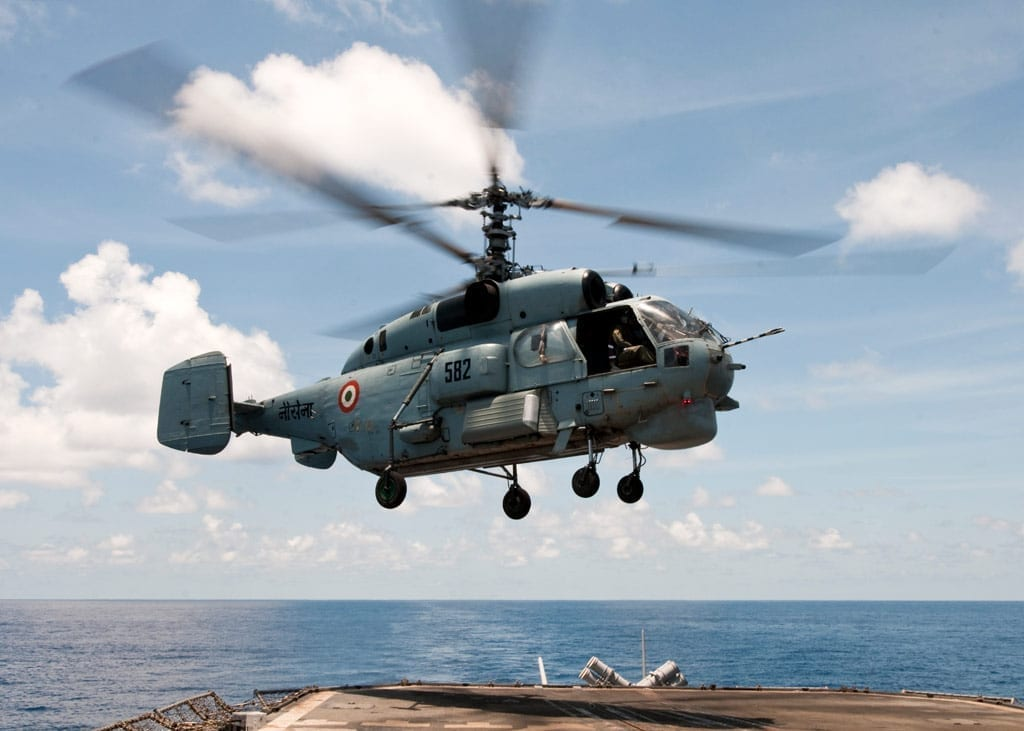 Indian Naval Aviation Revamping The Helicopters Defense