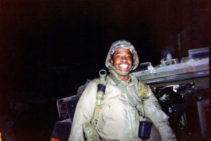 Sgt. Maj. LeRoy Hinton