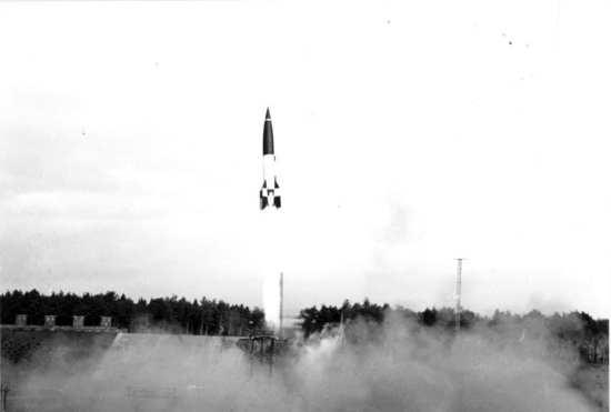 V-2 Testing At Peenemünde