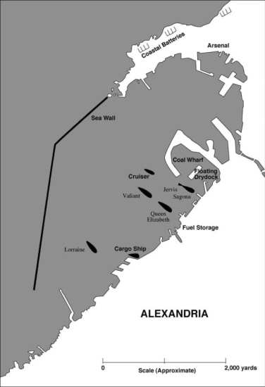 Alexandria Harbor