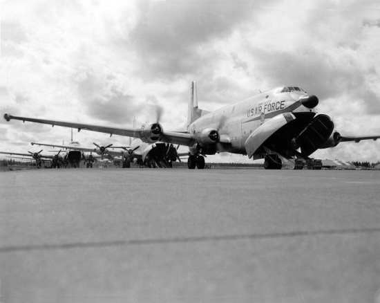 C-124A Globemaster II