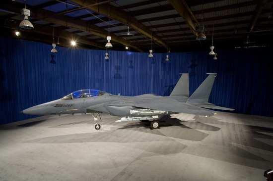 F-15SE mock-up