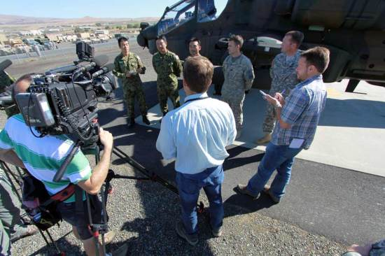Apache Pilots