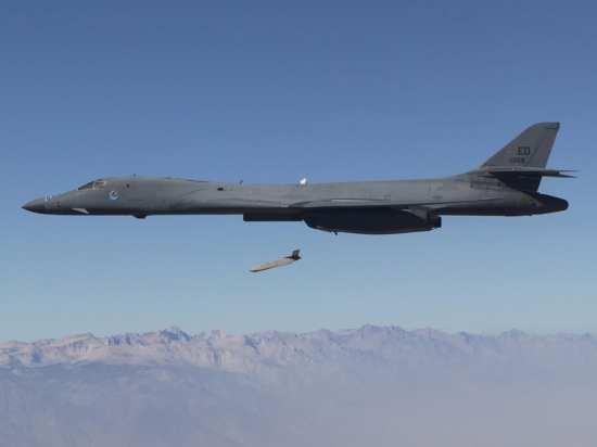 B-1B Drops LRASM