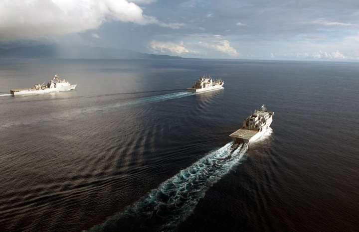 Pacific Partnership 2013