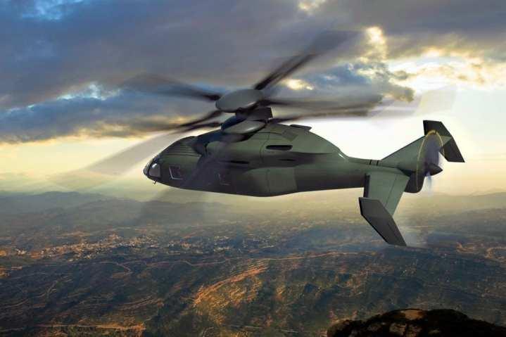 Sikorsky-Boeing Defiant