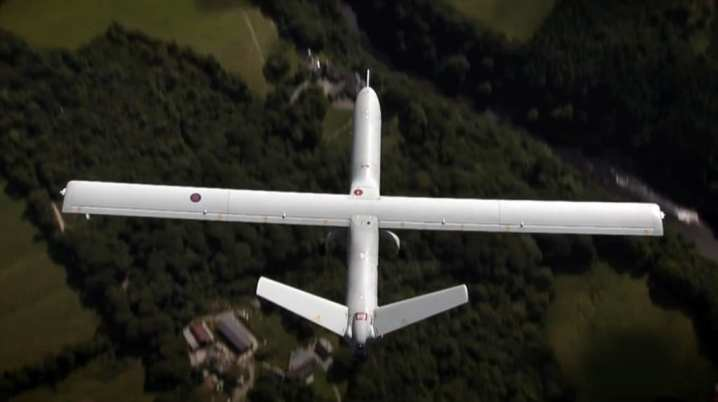 Thales Watchkeeper WK450 UAV