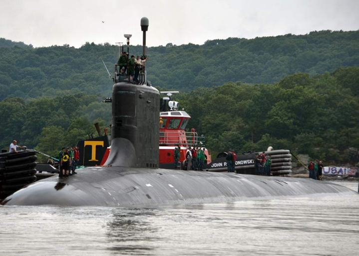 USS Virginia (SSN 774)