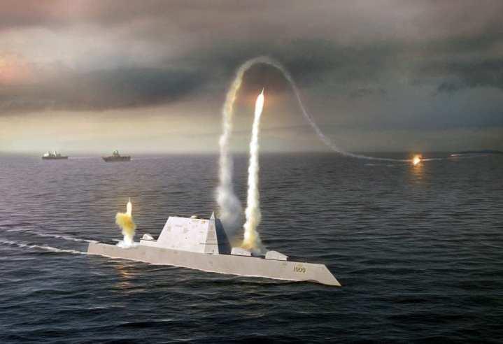 USS Zumwalt (DDG 1000)