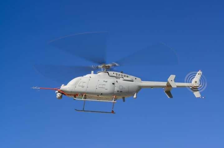 MQ-8C Fire Scout