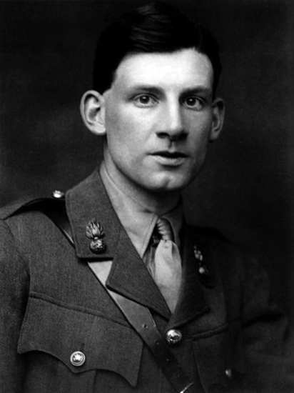 War Poet Siegfried Sassoon