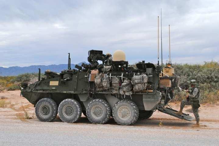 Stryker SNE NIE 14.1 SG