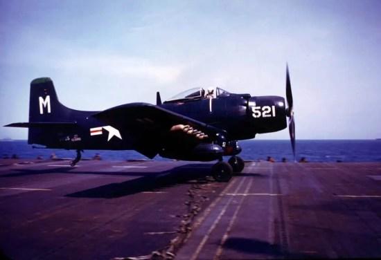 AD-4 Skyraider