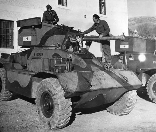 AEC Armored Car