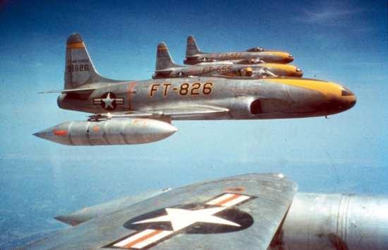F-80C Shooting Stars