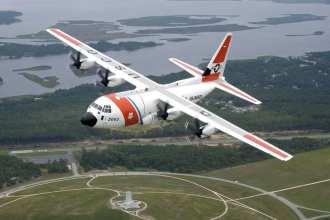 HC-130J aircraft
